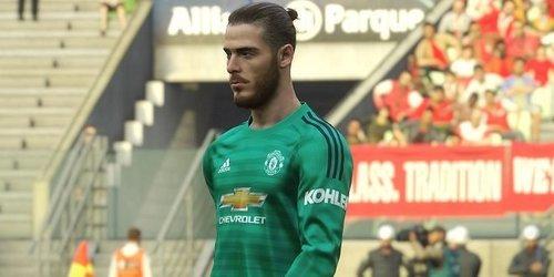 PES 2019 Premier League Option File by Vdze (PS4) - Parches y Option