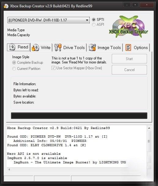 xbox backup creator xgd3