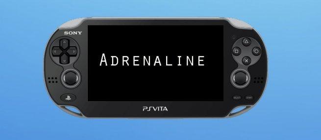 Adrenaline - PS Vita - Dekazeta