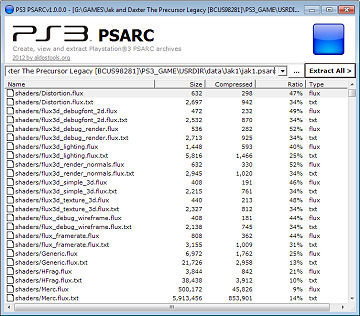 ps3 psarc gui 1.2