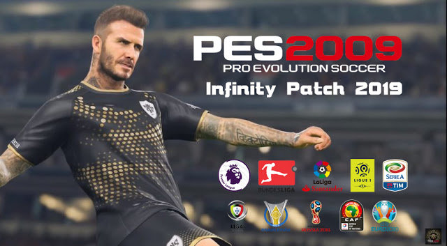 Infinity Patch 2019 (PES 2009 PC) - Parches y Option Files