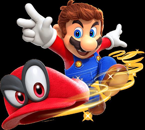Super Mario Odyssey: Superstar Mode - Switch - Dekazeta