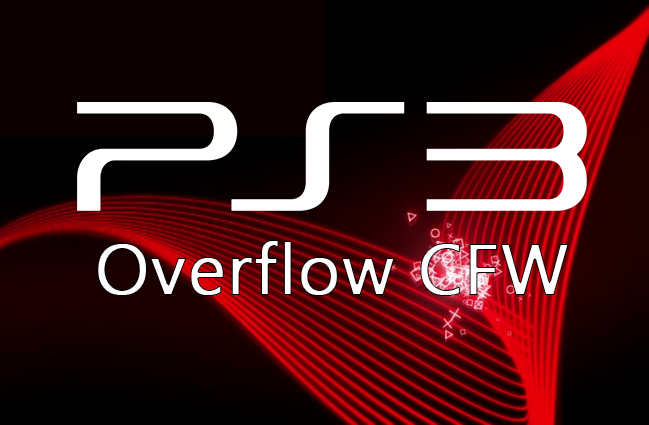 CFW Overflow 4 84 CEX Edition - PS3 - Dekazeta