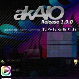 Acekard All In One Akaio Nintendo 3ds Dekazeta