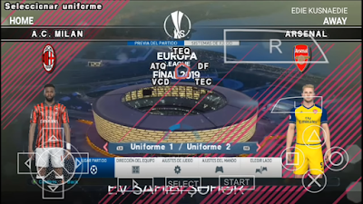 SuperUpdate!!! FIFA20 chelito V6 PPSSPP mod PS4 Copyright Edie Kusnaedie 2-1 screenshot.png