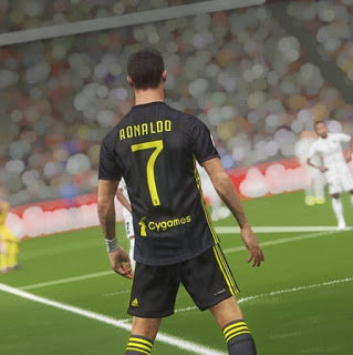 PES 2020 Gameplay Mod by Bromi (PC) - Parches y Option Files