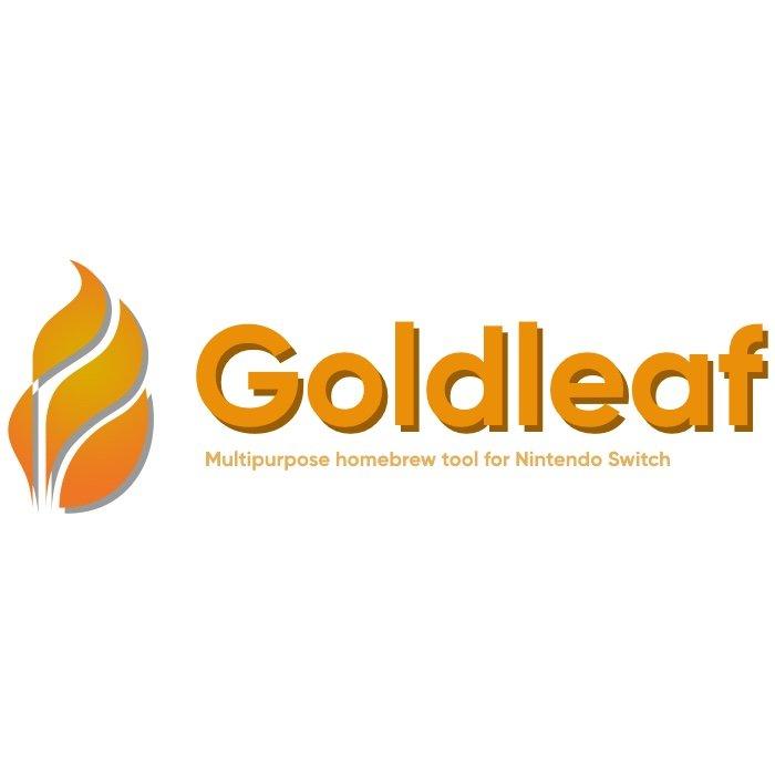 Goldleaf - Switch - Dekazeta