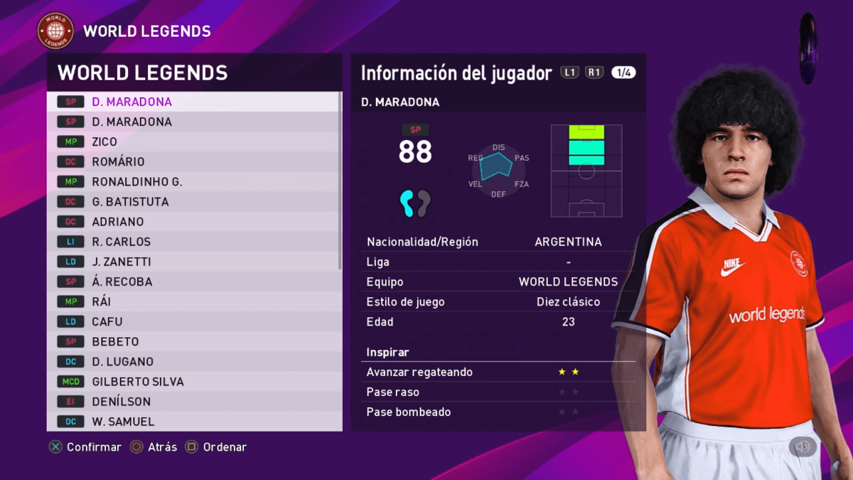 MyClub Legends Offline Mode eFootball PES 2020 PS4_PC V1 __ By Junior Mantis __ MantisModding 3-28 screenshot.png