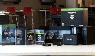 Unboxnig de las  ediciones 'hardened' y 'prestige' de Call of Duty: Ghosts