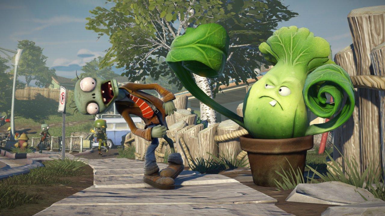 Publicada La Release De Plants Vs Zombies Garden Warfare