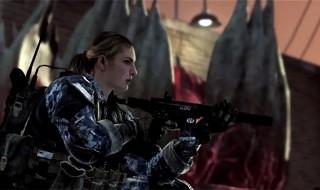 Gameplay de Extinction, el nuevo modo de juego de Call of Duty: Ghosts