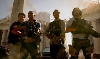 Trailer de Call of Duty: Ghosts con actores reales