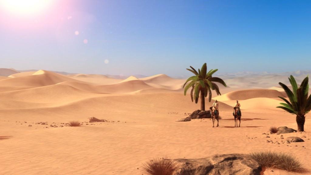 Lost Horizon 2_Desert Ride