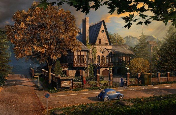 Lost_Horizon 2_Mansion_pantalla