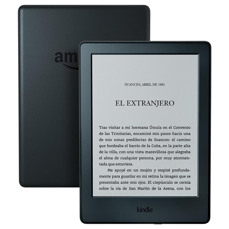 Kindle octava generación