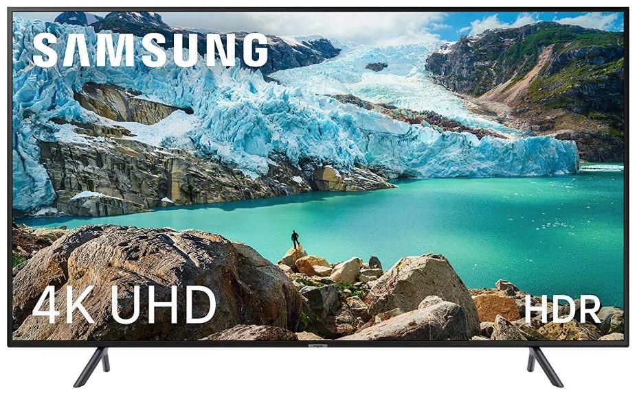 Samsung 75RU7105 frontal