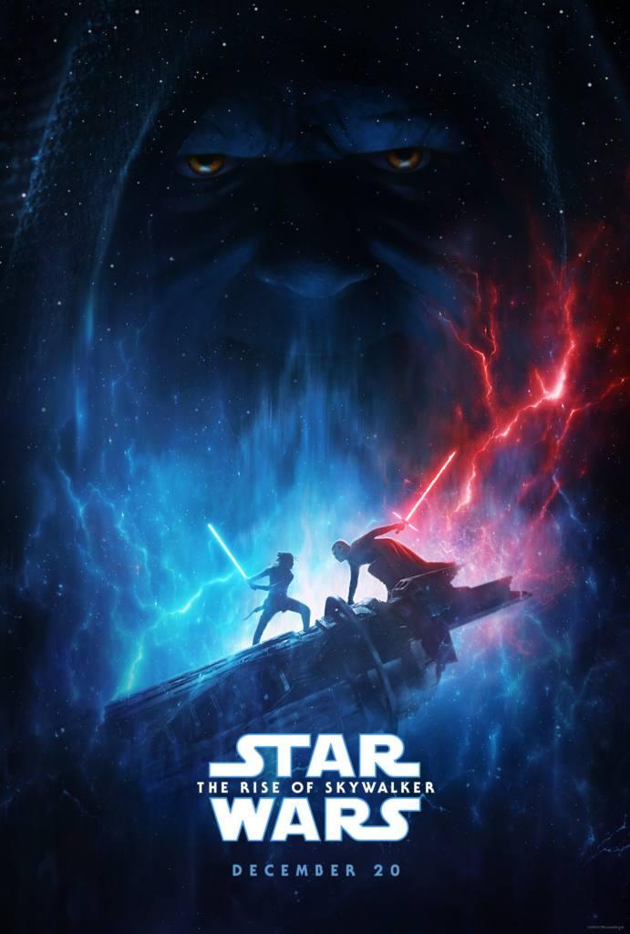 Poster Star Wars Episodio IX
