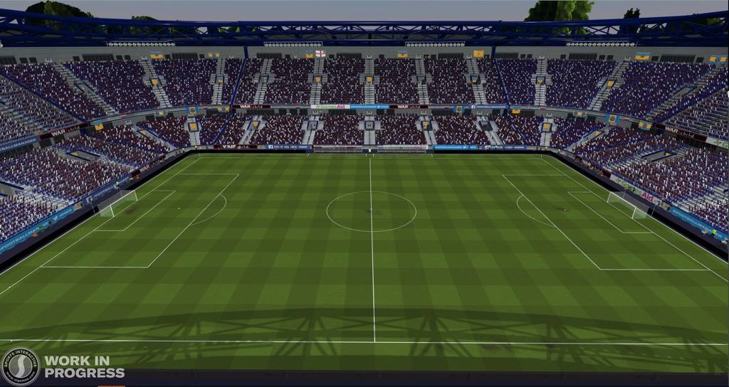 Football Manager 2020 - Nuevo cesped