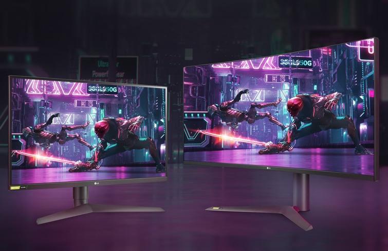LG UltraGear 2019