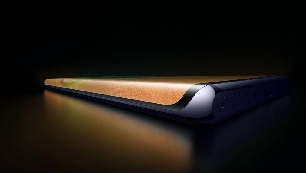 Mate 30 Pro pantalla curva