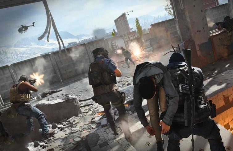 Operaciones Especiales - Call of Duty: Modern Warfare