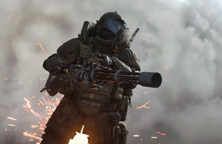 Call of Duty: Modern Warfare - Operaciones Especiales