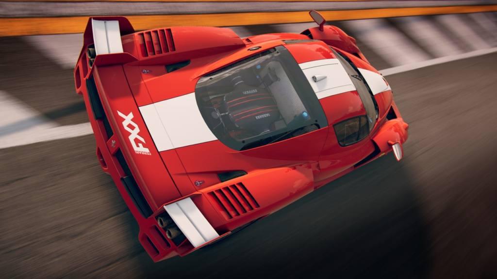 GRID - Ferrari