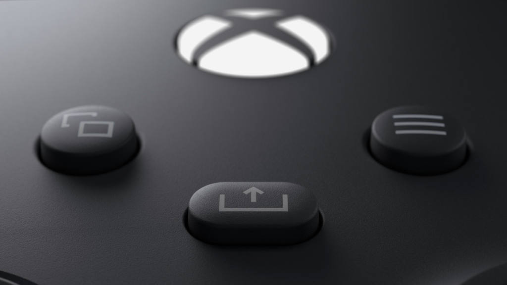Xbox Series X Controller - Share