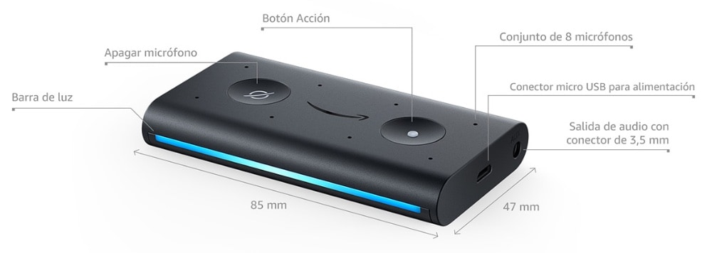 Echo Auto - Detalle