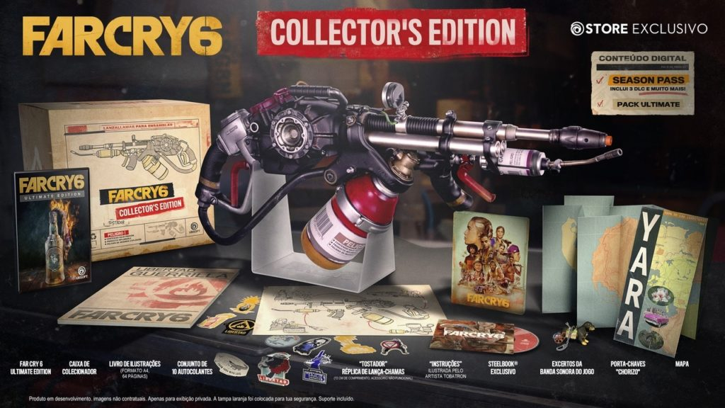 Far Cry 6 - Edición de coleccionista