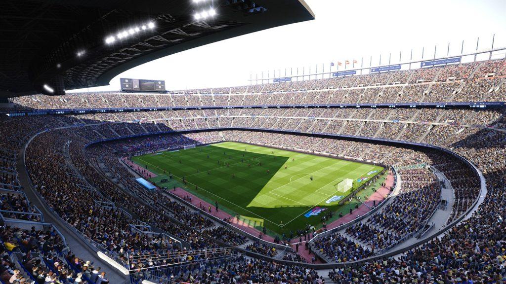 Camp Nou - PES 2020