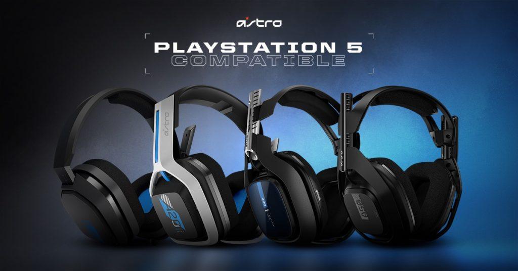 Astro PS5 compatible