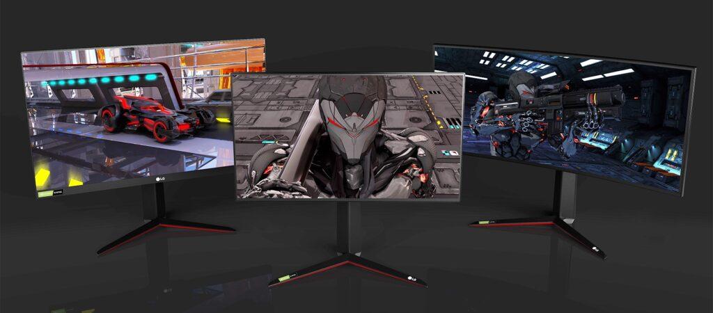 LG UltraGear 2021