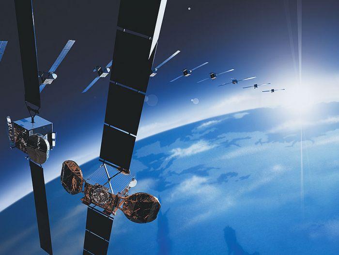 Astra satélites