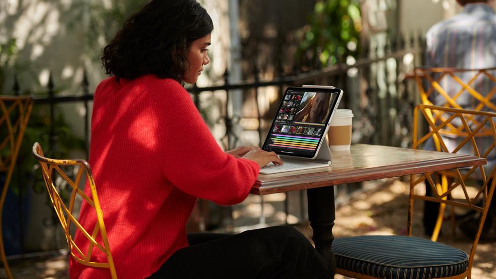 iPad Pro 2021 - Lifestyle