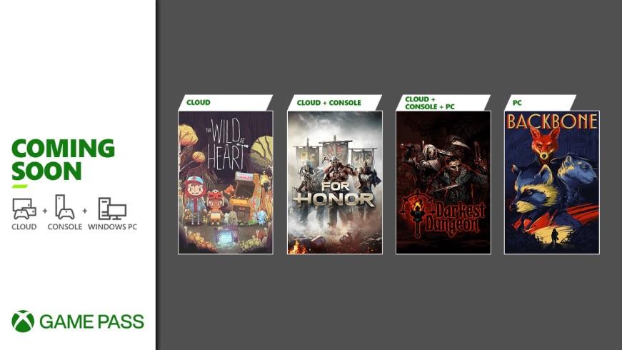 Xbox Game Pass - Junio