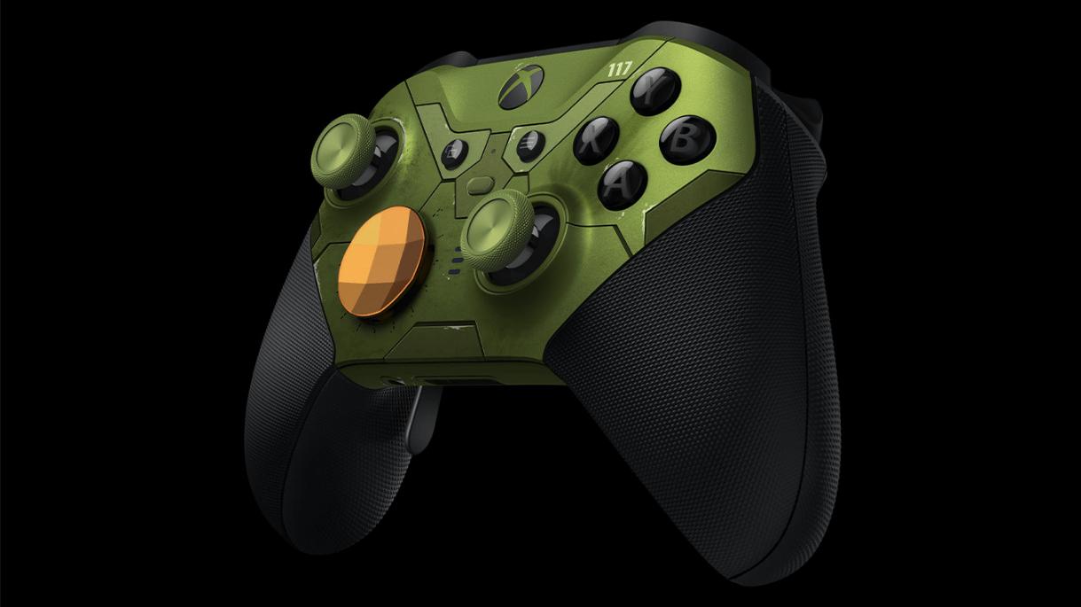 Xbox elite Wireless Controler Series 2 Halo Infinite Edition