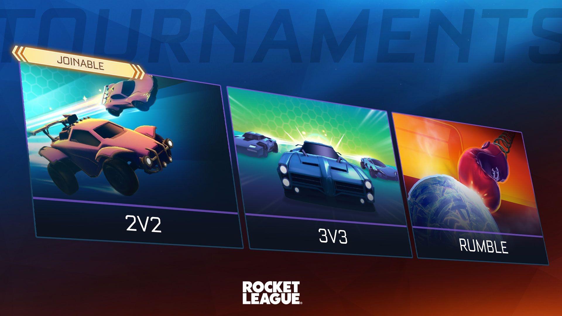 Rocket League - Torneos temporada 4