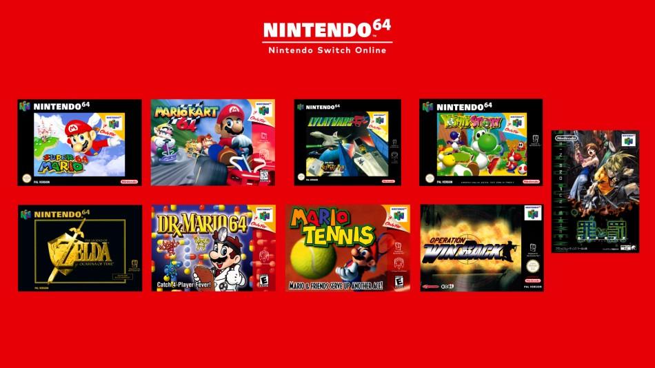 Nintendo 64 - NSO
