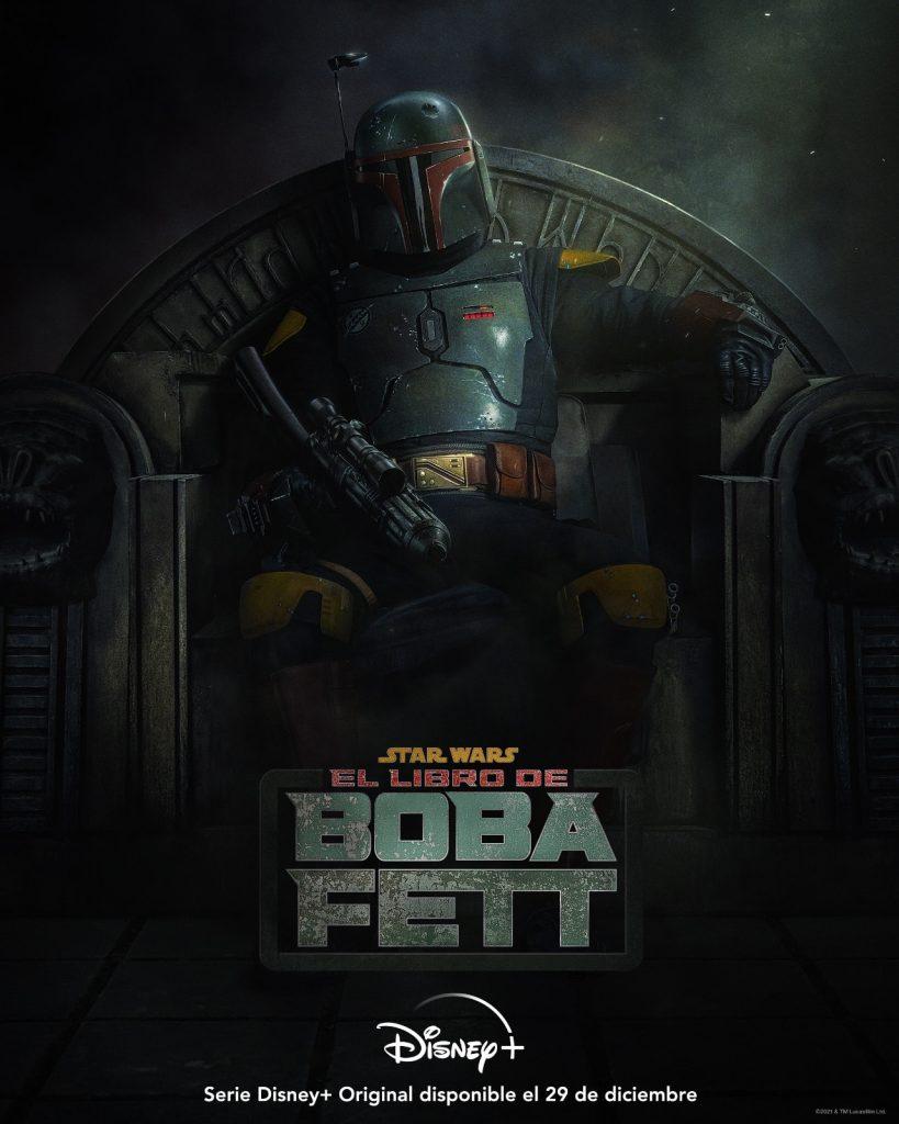 El Libro de Boba Fett - Poster