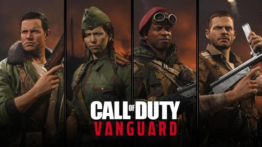 Call of Duty: Vanguard - Operadores
